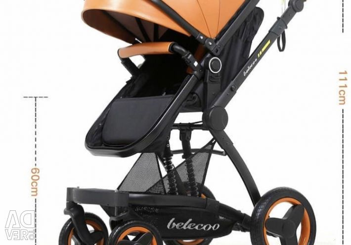 New 3in1 baby carriage from birth