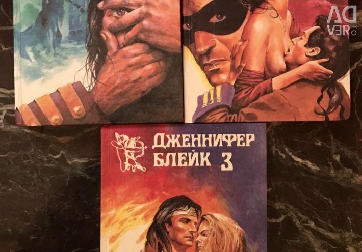 Romance novels 6 books