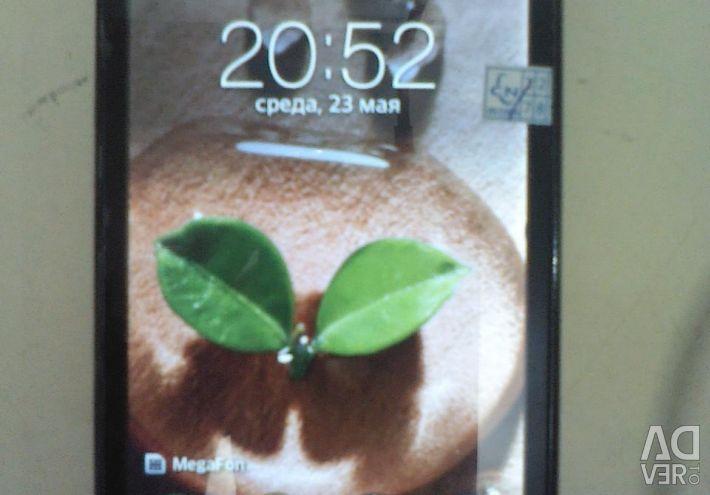 Smartphone LG-P705