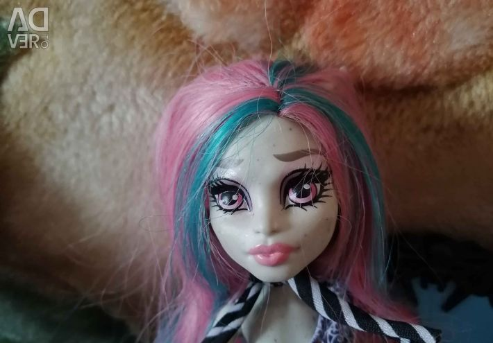 Monster High dolls. Rochelle and Venus.