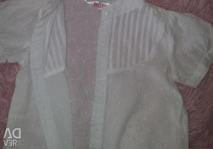 Shirt blouse B. at. p 98-104
