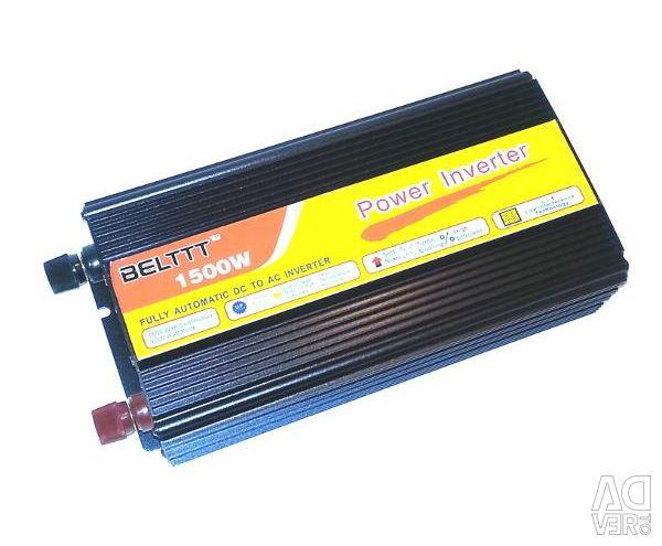 Inverter automobile 12-220 Volts