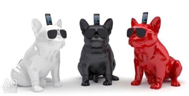 Aesthetic Column French Bulldog Wireless Bluet