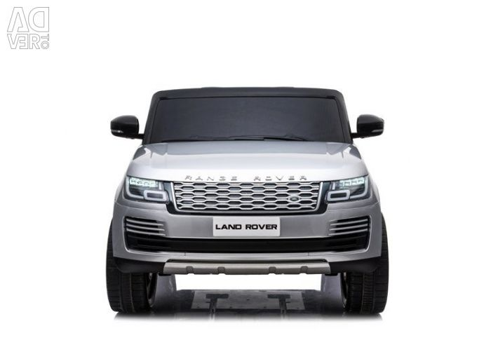 Children's electric car Range Rover HSE 4WD Silver