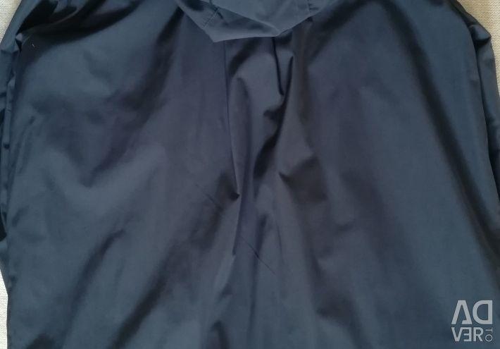 Ветровка тёмно-синяя Finn Flare, р-46(48)(М)
