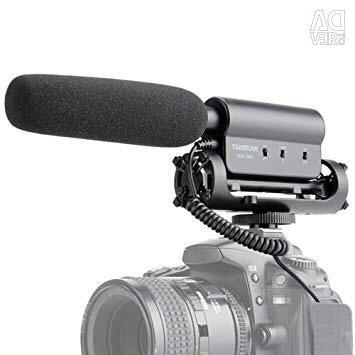 Microfon nou pe aparatul de fotografiat în camera nakamerny