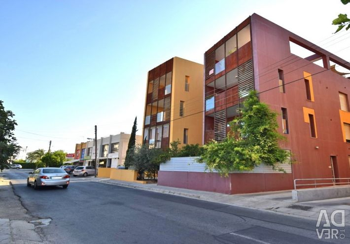 Two Bedroom Second Floor Apartment in Strovolos, N