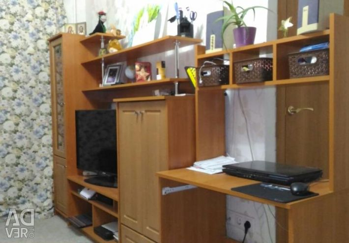 Apartment, 1 room, 30.4 m²