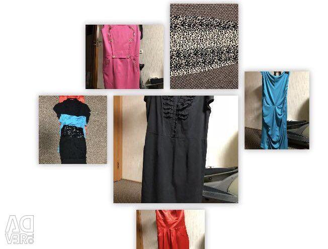 100 ruble için elbiseler