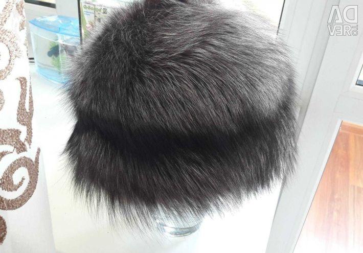 Silver fox hat????