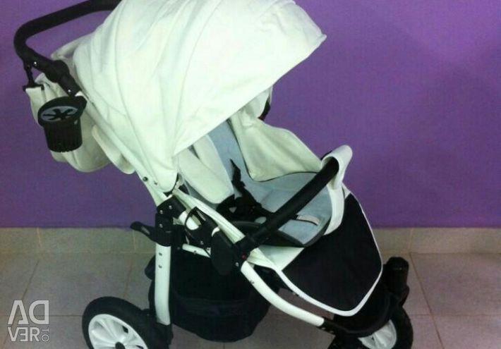 Baby stroller Car-Baby Fox