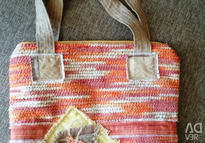 Bag new Melange in the style of boho
