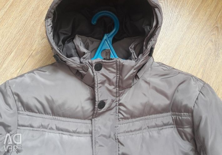Το σακάκι είναι ανδρικό, χειμερινό, μέγεθος 48-50