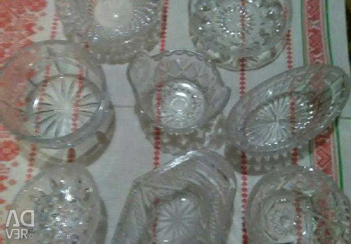 Salata de bile cristal Bohemia, LZHS.