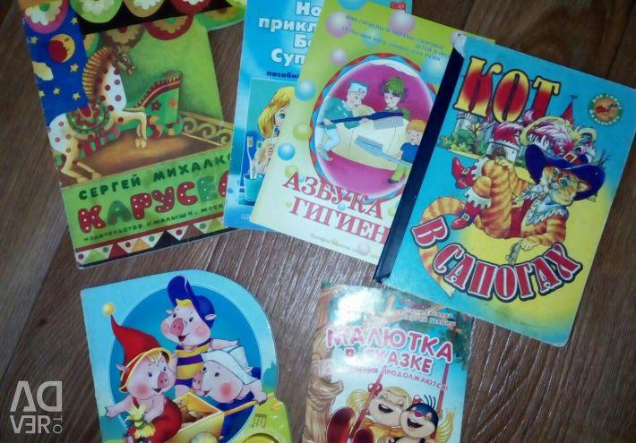 Books for children.