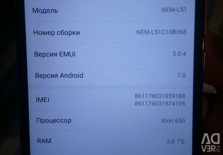 Smartphone τιμή 5C, 16GB, 8 πυρήνα