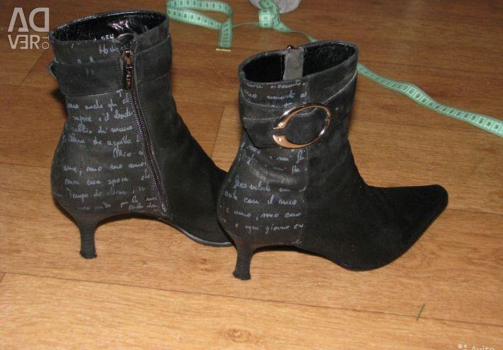 Alba χειμερινή μπότα