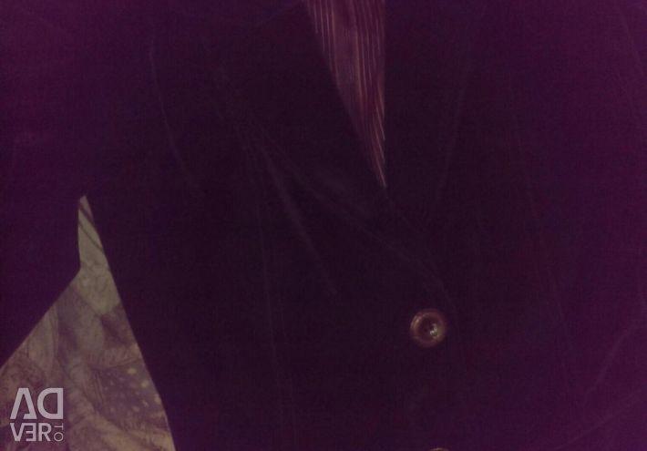 Оксамитовий піджак