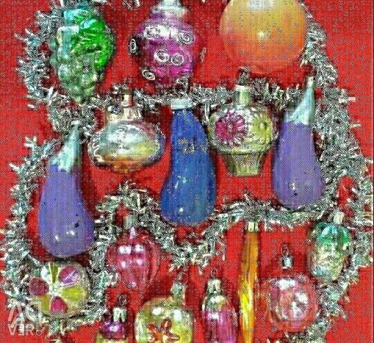 Christmas toys, USSR