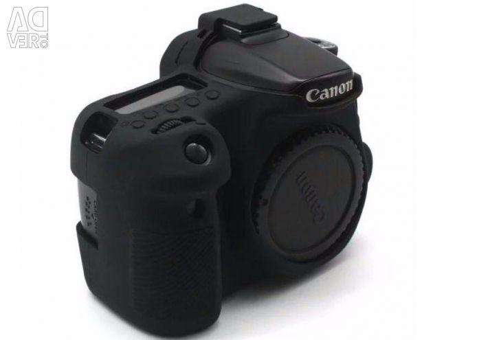 Силиконовый чехол Canon 5D 3 5Ds 5Dr