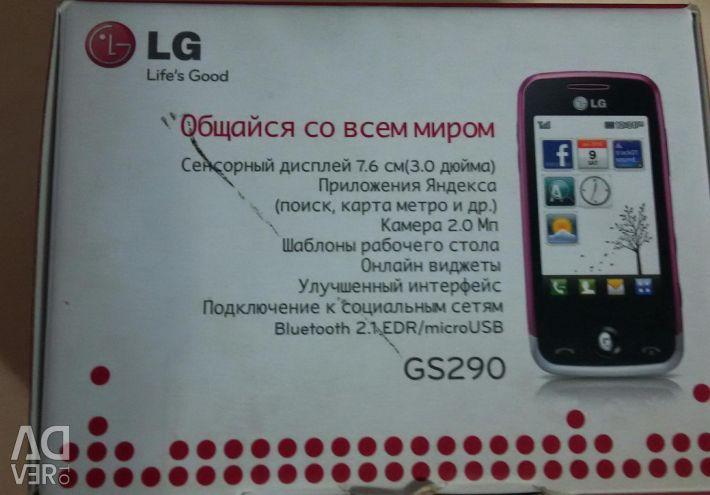 LG GS290 Phone