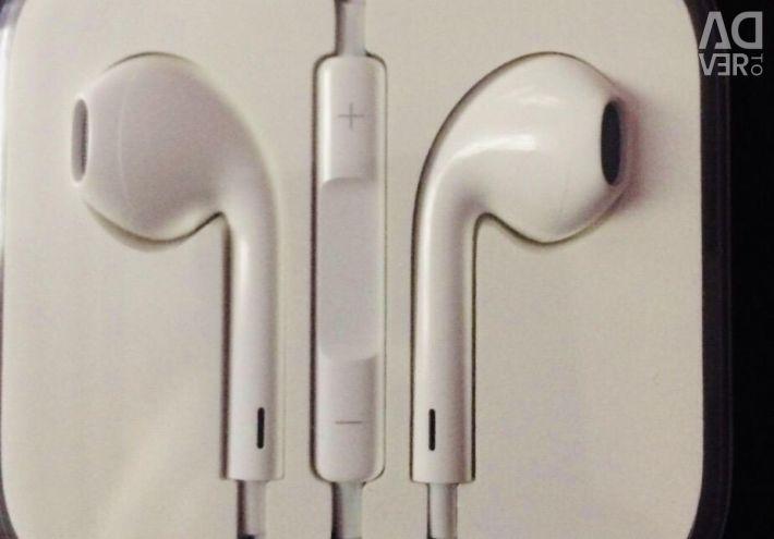 Headphones Apple EarPods