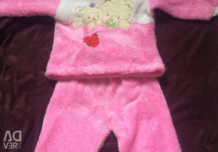 Costume for girl