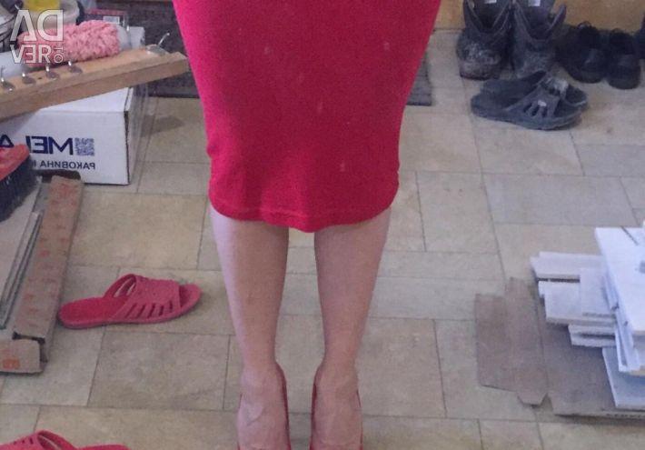 Πουλάω μια φούστα και παπούτσια
