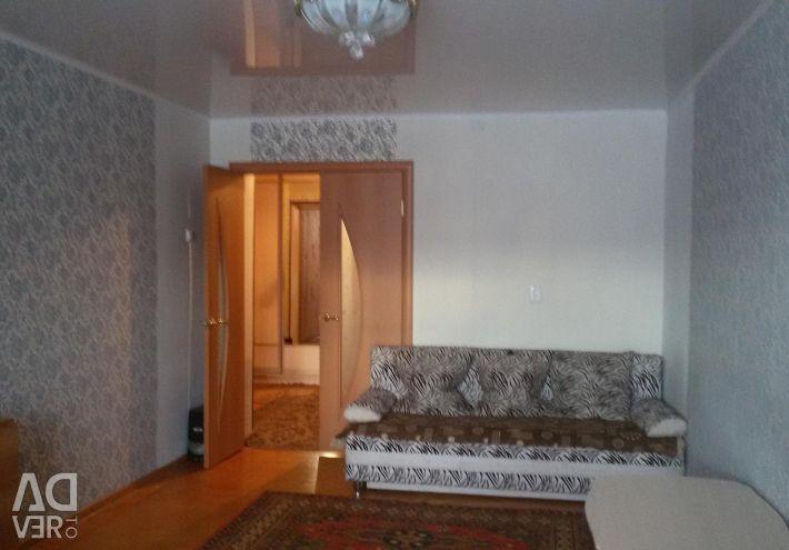 Apartment, 2 rooms, 6.7 m²