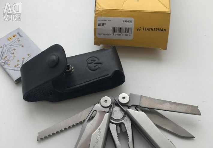 Multitools Leatherman Wave Surge MUT Super Tool