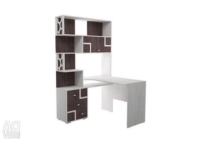 Computer corner table