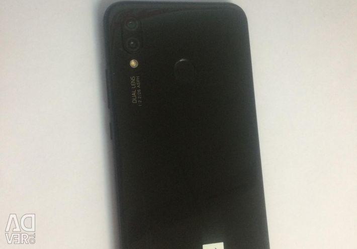 Phone. Huawei P20 lite