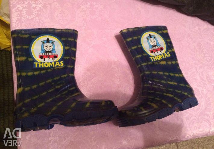 Thomas cizme de cauciuc + cadou 2keppki