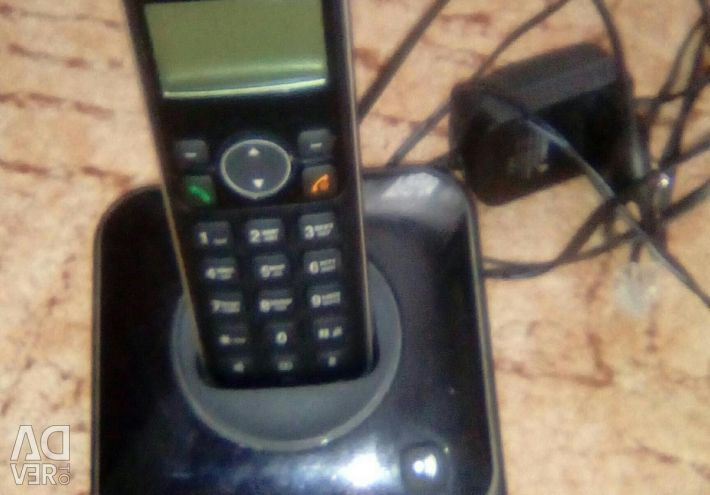 Telephone cordless phone