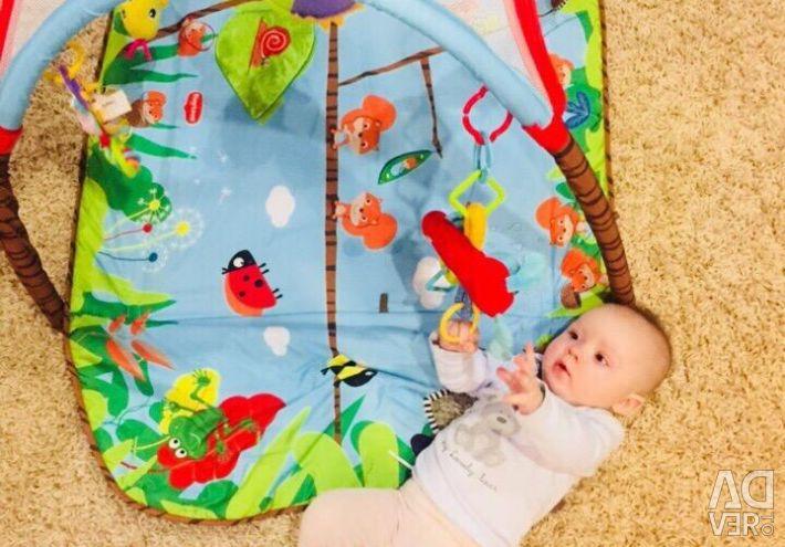 Developing rug