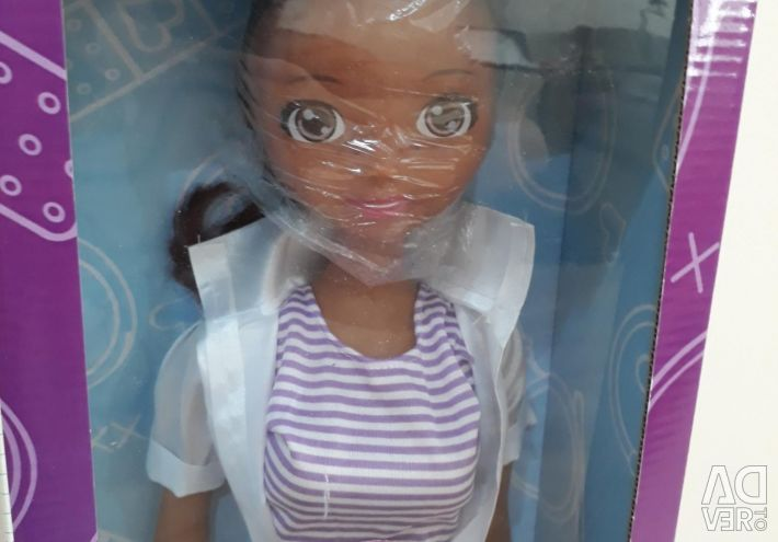 Κούκλα γιατρός Plyusheva