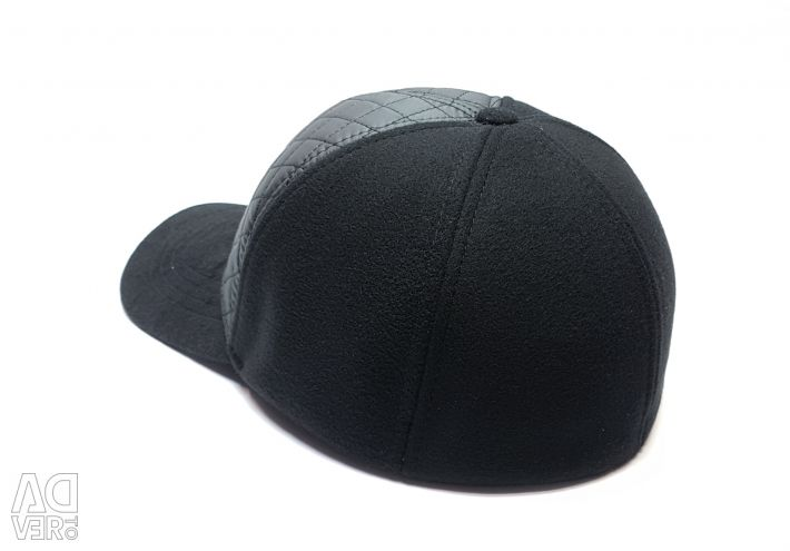 Șapcă de baseball de iarnă Bogner (negru) combi