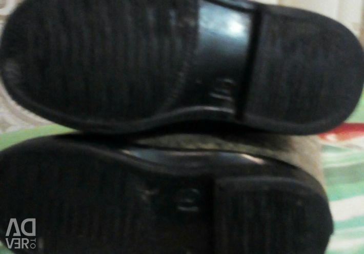 Keçe çizmeler