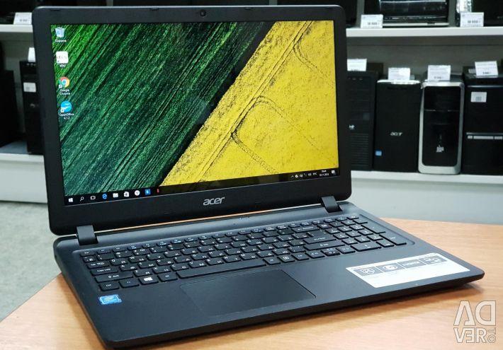 Acer ES1-532G-P512 (Intel 4 πυρήνες, 4Gb RAM, 2Gb GPU