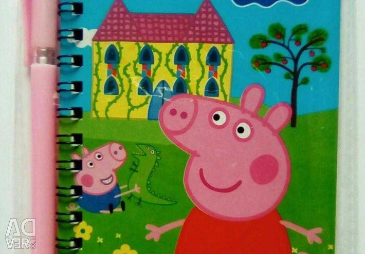 Notebooks for girls