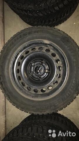 Bridgstone buz kruvazörü 7000 195/65 R15