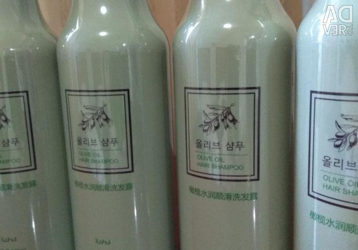 Șampon pentru păr hidratant. Coreea