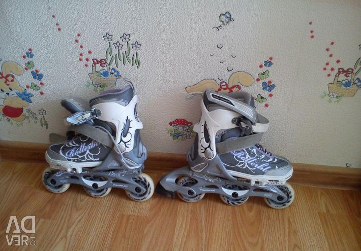 Roller skates spitfire combo for girls