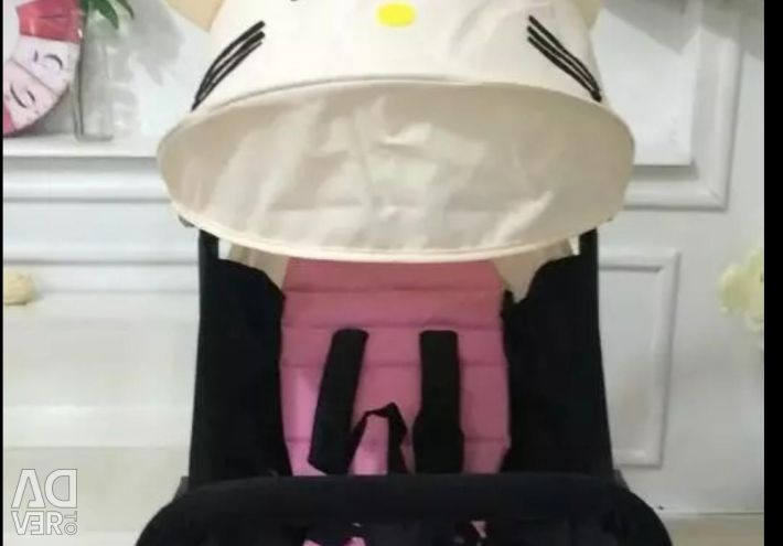 Textiles and mask for strollers YoYo and its analogues
