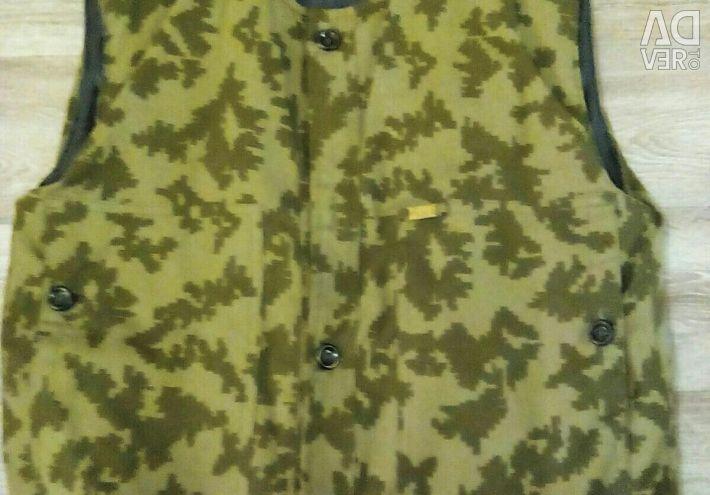 Vest on natural fur pp 52-54
