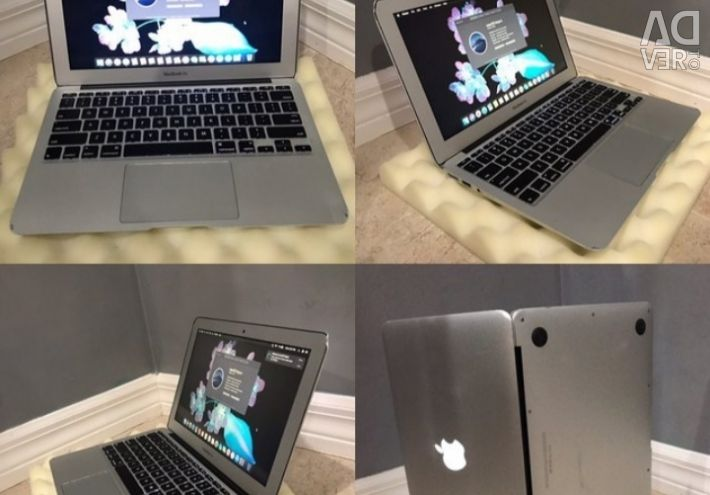 Apple MacBook Air BTO / 2015
