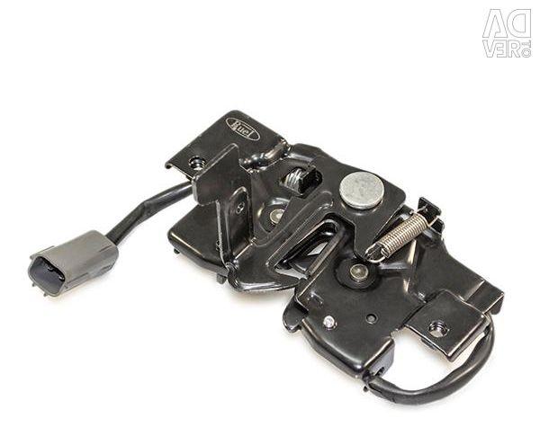 Bonnet lock with Mazda 6 (GG) sensor (05-N.V)