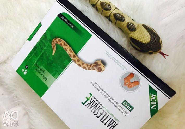 Διαδραστικό φίδι