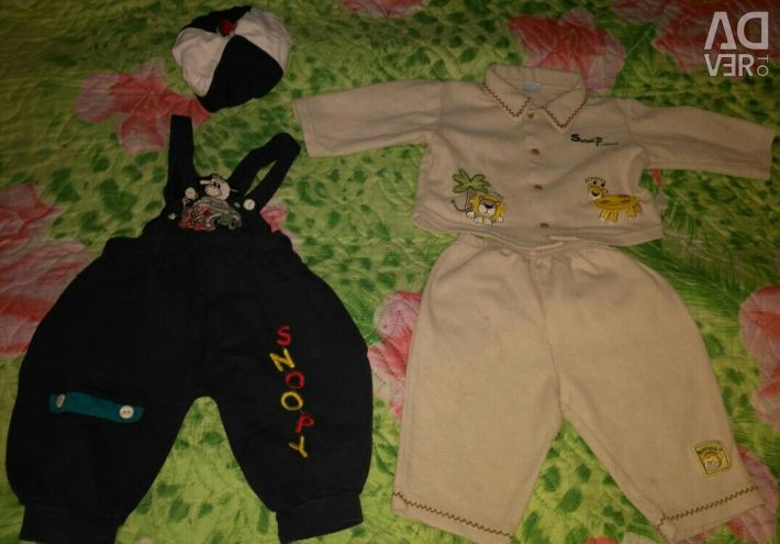 Suits for baby