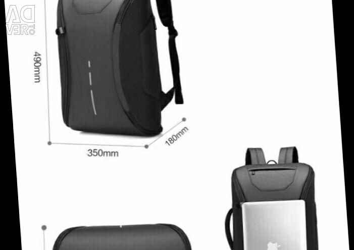 Backpack for Laptop and Documents